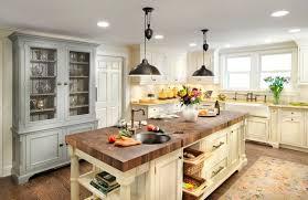 inspiration kitchen island butcher block