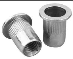 <b>Rivet Nuts</b> - SS 316 <b>Rivet Nut</b> Manufacturer from Mumbai