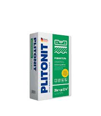 Ровнитель (наливной <b>пол</b>) универсальный <b>Plitonit</b> Юниверсал ...