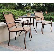 bistro patio piece set furniture bistro alexandria balcony set high quality patio furniture