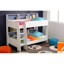 white furniture cool bunk beds: latitude king single bunk bed white bunk beds kids bedroom kids furniture