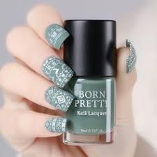<b>BORN PRETTY 1 Bottle</b> 9ml Matte Dull Nail Polish Manicure ...