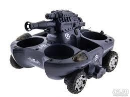 <b>Радиоуправляемый танк-амфибия YED Amphibious</b> Chariot Tank ...