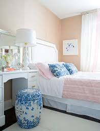 pink white blue room blue room white