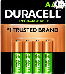 Duracell - Rechargeable AA Batteries - long lasting ... - Amazon.com
