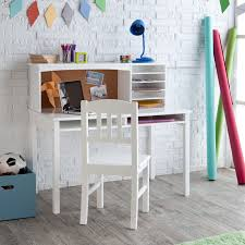 brick office furniture modern office furniture and white stained wooden study desk for kids with shelving brick desk wall clock