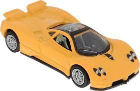 <b>Autogrand</b> Модель автомобиля <b>Pagani</b> Zonda C12 цвет желтый ...