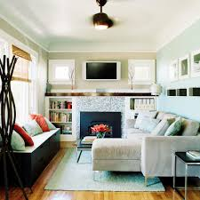 Small Living Room Interior Design Small House Design Ideas Sunset