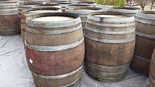 burgundy style rustic used oak wine barrels authentic oak red wine