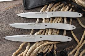 <b>Набор из 3-ёх метательных</b> ножей TRACE LINE Satin - купить в ...