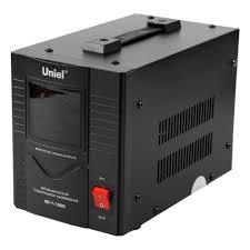 <b>Стабилизатор напряжения Uniel RS</b>-<b>1/1000</b> релейный ...