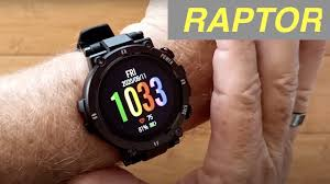 <b>Kospet Raptor</b> IP68 Waterproof Rugged 30 Day Battery <b>Outdoor</b> ...