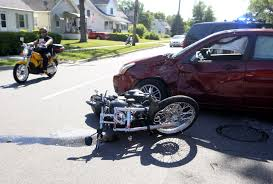 Image result for motorcycle crash photos