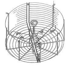 1 year manufacturers warranty ceiling fan canarm 56 ceiling fan