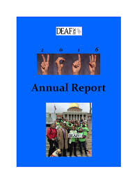 annual reports deaf inc fy2016 deaf inc annual report cover page