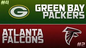 Image result for Packers vs. Falcons NFC Championship