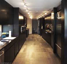 kitchen with track lighting kitchen track lighting over modern black kitchen cabinet and laminate floor full accessories enchanting track lighting ideas modern kitchen