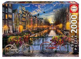 <b>Educa Пазл</b> Амстердам — купить в интернет-магазине OZON с ...