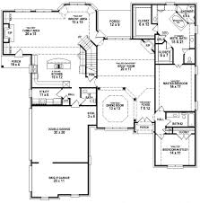 bedroom bathroom house plans   bedroom  bath house plan house plans floor plans