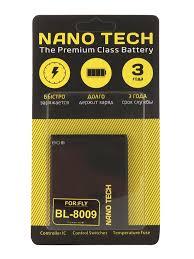 <b>Аккумулятор Nano Tech</b> 1800mAh для Fly FS451 Nimbus 1 ...