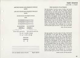 <b>Times New Roman</b> alternatives | Butterick's Practical Typography