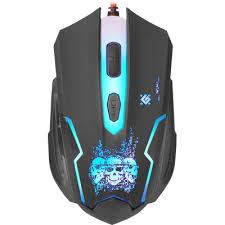 <b>Проводная игровая мышь Defender</b> Skull GM-180L оптика ...