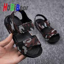 2020 <b>Boys Sandals Kids Shoes</b> Summer <b>Children</b> Beach <b>Shoes</b> ...