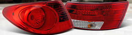 2006 Mercedes C Class Factory <b>Style</b> Replacement <b>Tail Lights</b> ...