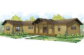 Lodge Style House Plans   Lodge House Plans   Lodge Style Home    Greenview