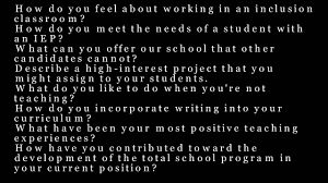 interview questions and answers for teachers interview questions and answers for teachers