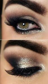 prom makeup for hazel eyes and gold dress google search more