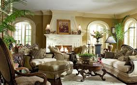 deluxe living room furniture small spaces french models design for living room awesome brown varnished wooden ch