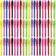Amazon.com: SCStyle Invisible Ink Pen <b>60Pcs Latest</b> 2021 Spy Pen ...