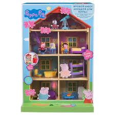 <b>Игровой набор</b> 35361Большой дом Пеппы <b>Peppa Pig</b> - купить в ...