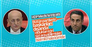 HDP'li Yıldırım'dan Kahraman'a imalı geçmiş olsun mesajı