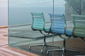 the aluminium chair is one of the greatest furniture designs of the twentieth century charles and ray eames originally designed it in 1958 for the private aluminium chair ea 108