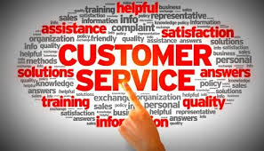 Image result for customer service red
