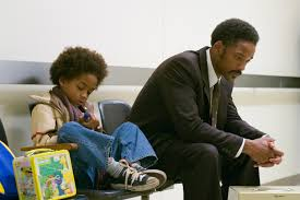 my favorite scene the pursuit of happyness killing time will smith jaden smith the pursuit of happyness