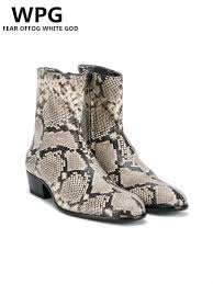 NEW style Top quality <b>designer</b> golden Snake skin <b>men shoes</b> ...