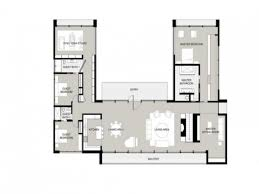 U Shaped House Plans With Pool Shaped Floor Plans  Getmobilenow coU Shaped House Plans With Pool