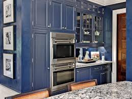 blue kitchen cabinets small painting color ideas: tags original karen soojian navy blue kitchenjpgrendhgtvcom