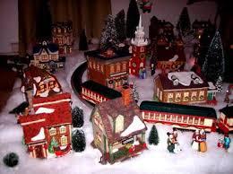 Christmas village - Wikipedia