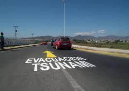 Resultado de imagen para tsunami simulacro