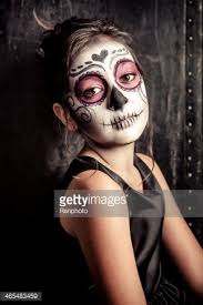 Little Girl Sugar Skull | Face painting <b>halloween</b>, <b>Sugar skull</b> ...