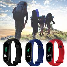 <b>Smart</b> band <b>fitness</b> tracker sport <b>bracelet pedometer heart</b> rate ...