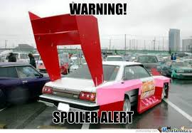 Spoiler Memes. Best Collection of Funny Spoiler Pictures via Relatably.com