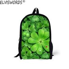 <b>ELVISWORDS Children School</b> Bag Butterfly Printing School Bags ...