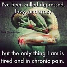 CHRONIC PAIN on Pinterest | Weiner, Denial and I'm Fine via Relatably.com