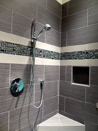 grey bathroom tile design ideas