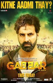 gabbar is back poster के लिए चित्र परिणाम